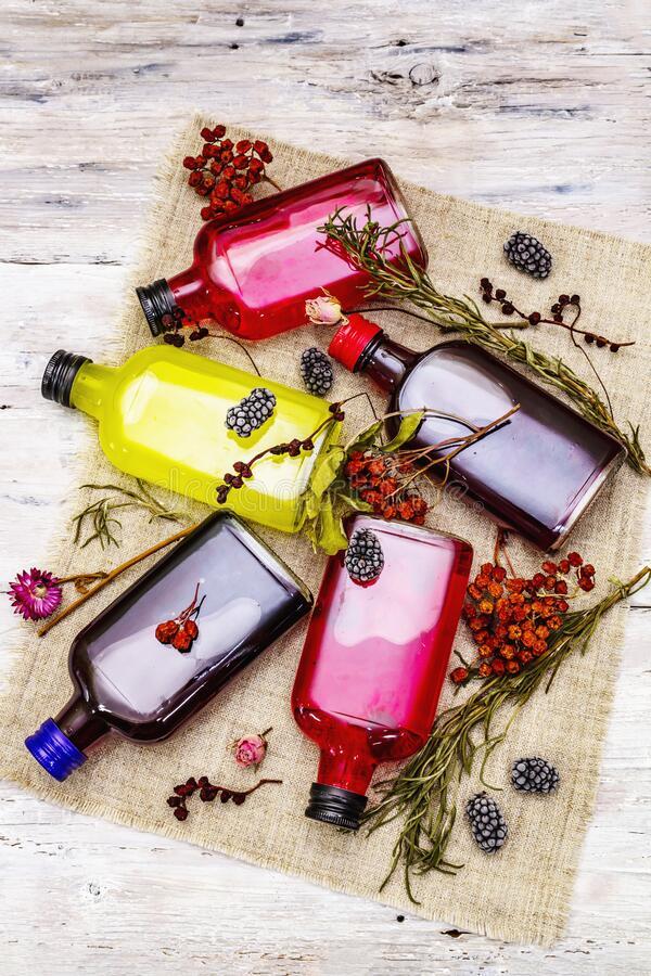 Bebidas Caseiras