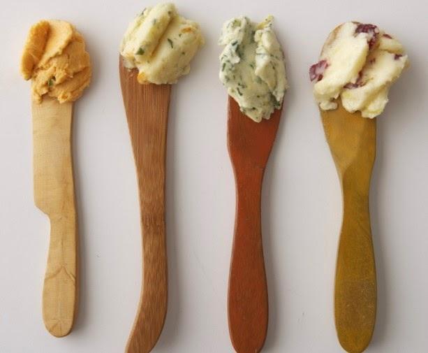 Manteigas Flavorizadas