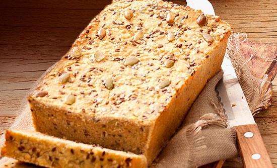 Pão Multigrãos Integral Sem Glúten e Sem Lactose