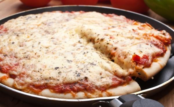 Pizza de Frigideira Facílima